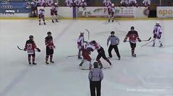 #dziejesiewsporcie: awantura w meczu... 16-latków. Lali się jak w NHL!