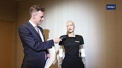 """""""Wiem, że ludzie obawiają się zastąpienia przez roboty"""". Money.pl rozmawia z Sophią"""