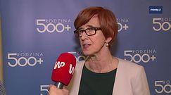 Zdaniem minister Rafalskiej przez niskie płace, kobiety nie chcą iść do pracy