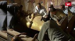 Nowe odkrycie w grobowcu Tutanchamona