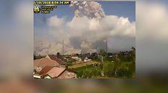 """Erupcja wulkanu zniszczyła jego szczyt. """"Całkowicie unicestwiony"""""""