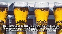 Umiarkowane picie alkoholu sprzyja dłuższemu życiu – dowodzą naukowcy
