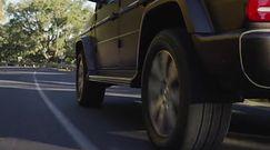 Nowy Mercedes-Benz Klasy G (2018) - premiera (dynamika)