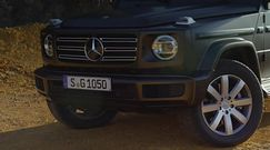 Nowy Mercedes-Benz Klasy G (2018) - premiera (statyka)