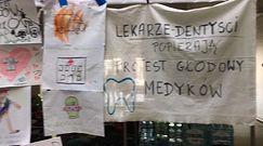 Protest rezydentów. Co frustruje młodych lekarzy?