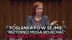 Sejm o lekarzach. Posłanka PO: Rezydenci mogą wyjechać. Posłanka PiS: Niech jadą