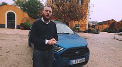 Ford EcoSport – Wydanie drugie, europejskie – nasza pierwsza jazda