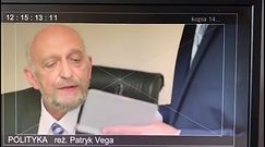 "Patryk Vega ujawnil kolejny fragment filmu ""Polityka"""