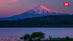 Cisza przed burzą. Spektakularne nagranie szczytu wulkanu