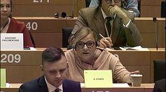 Spięcie w Parlamencie Europejskim. Beata Kempa: proszę nie pokrzykiwać na kobiety