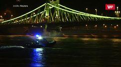 Tragedia na Dunaju. Zginęli turyści