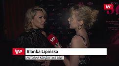 """Blanka Lipińska mędrkuje: """"Trzeba żyć tu i teraz"""""""