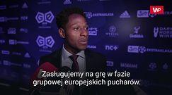 """Joel Valencia piłkarzem sezonu Lotto Ekstraklasy. """"Nagrody są zasługą wszystkich kolegów"""""""