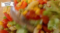 Włoska sałatka z makaronem. Ekspresowy obiad