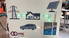 EVS32: w przyszłości auta elektryczne będą oddawać prąd do sieci