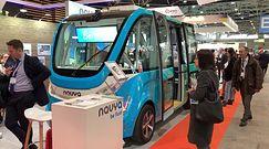 EVS32: autonomiczny autobusik, który już jeździ po ulicach Lyonu