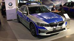 Oznakowane radiowozy BMW serii 3 coraz bliżej. Wyglądają naprawdę dobrze