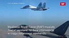 Rosjanie prowokują. NATO od razu poderwało myśliwce