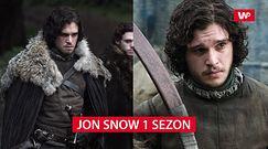"""Jak zmieniali się bohaterowi """"Gry o tron"""" HBO"""
