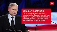 """Taśmy """"Gazety Wyborczej"""". Śpiewak odpowiada Kaczyńskiemu"""