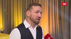 """Kossakowski o przerwaniu zdjęć: """"Miałem atak lęku"""""""