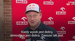 """Pilot Przygońskiego chwali Polaka. """"Kuba to dobry kompan"""""""