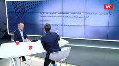 Jarosław Sellin tłumaczy kuriozalne pismo kolegi z rządu