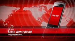 Dziennikarze z Polski uznani za prowokatorów [Relacja WP.PL z Krymu]