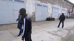 'Samoobrona Krymu' prowokuje ukraińskich żołnierzy