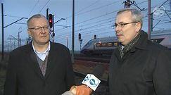Kolejny rekord prędkości pociągu Pendolino