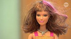 Łysa lalka dla dziewczynek po chemioterapii