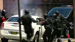 Dramatyczna akcja policji. Ludzie bili brawo