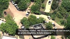 Ucieczka tygrysa i panika turystów w zoo