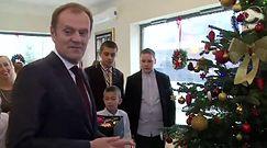 Donald Tusk otworzył dom dziecka