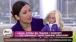 Chcą, by dzieci bawiły się niepełnosprawnymi lalkami