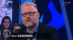 Artur Gadowski nie do poznania. Czym się inspiruje?
