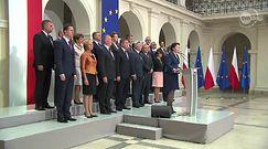 Ewa Kopacz przedstawiła skład nowego gabinetu