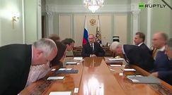 Putin obarcza Ukrainę odpowiedzialnością