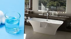 Woda utleniona do sprzątania łazienki. 5 trików