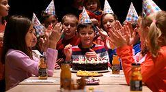 Koniec z prezentami urodzinowymi dla dzieci