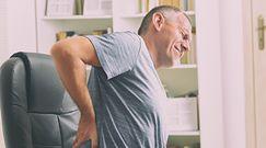 Najgorsze pozycje dla kręgosłupa. Eksperyment ortopedy
