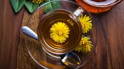Herbatka z mniszka wspomoże twoją wątrobę