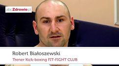 Kick-boxing - obrona