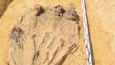115 grobów z XVII wieku. Odkrycie na budowie drogi S19