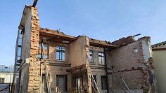 Zniszczyli zabytkowe budynki w Płocku. Ostra reakcja konserwatora