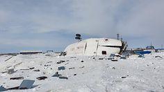 Twarde lądowanie na Syberii. Wypadek helikoptera