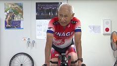 Chce pobić swój wcześniejszy rekord i ukończyć Ironmana na 90 urodziny