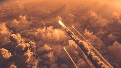 Części kosmicznej rakiety spadną na Ziemię. Ekspertka: jest duża niepewność