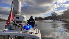 Policja w Szczecinie w akcji. Rybacy i wędkarze mogą spodziewać się kontroli