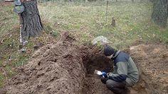 Niemieckie groby wojenne. Odkopali mogiłę sprzed 75 lat